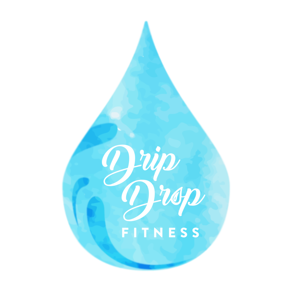 Drip Drop Fitness logo