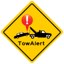 TowAlert logo