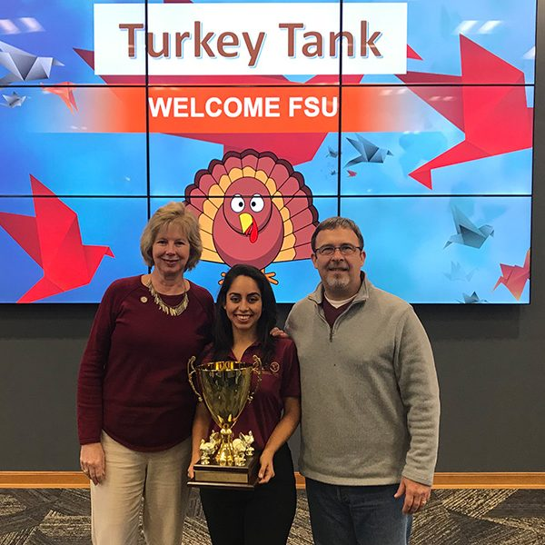 FSU UF Turkey Tank